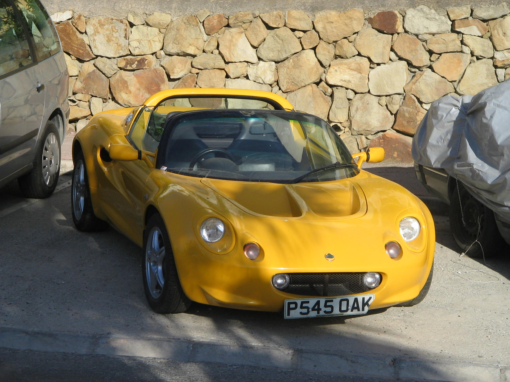 2006 Lotus Elise ii – pictures, information and specs - Auto ...
