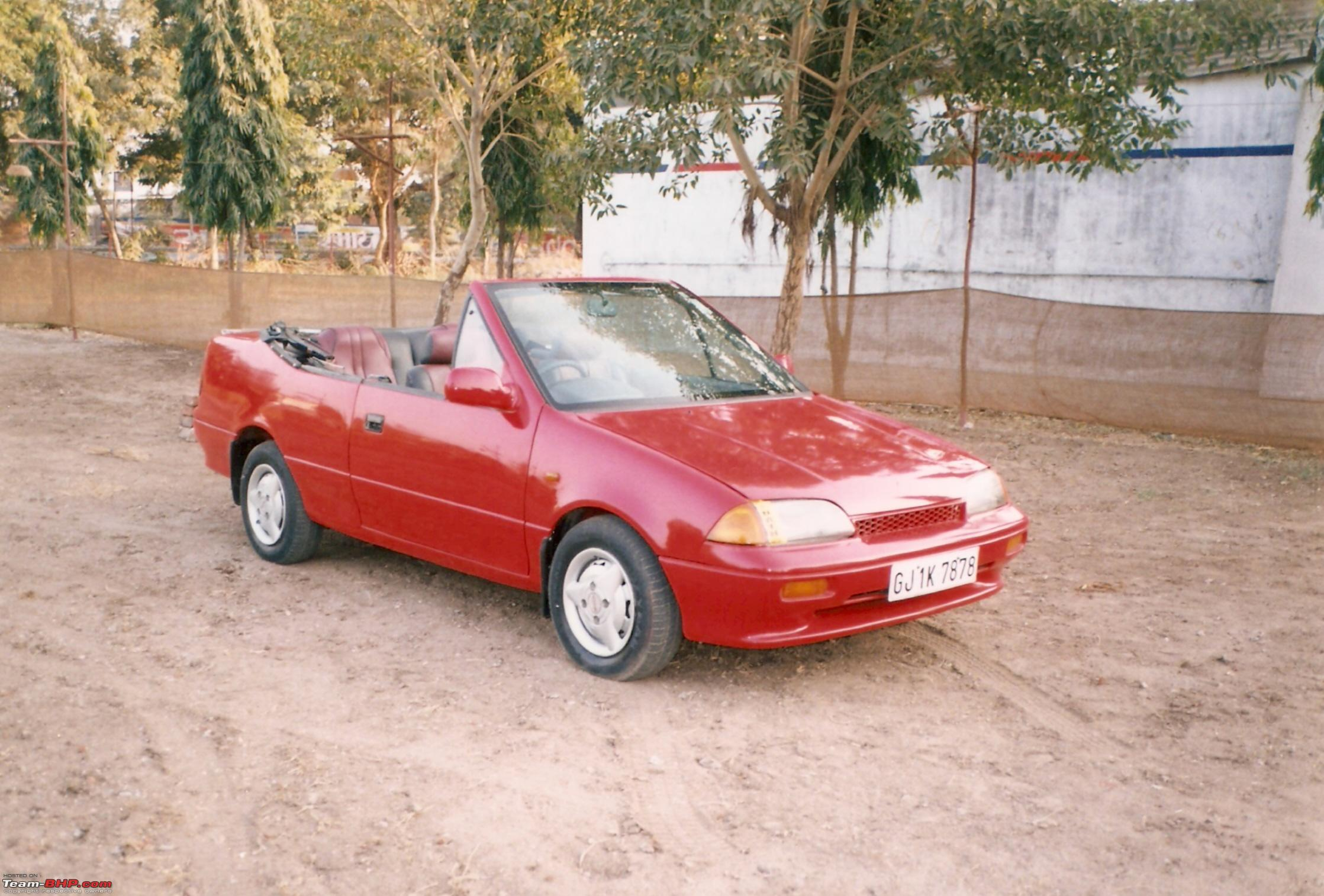 Pictures of maruti 1000