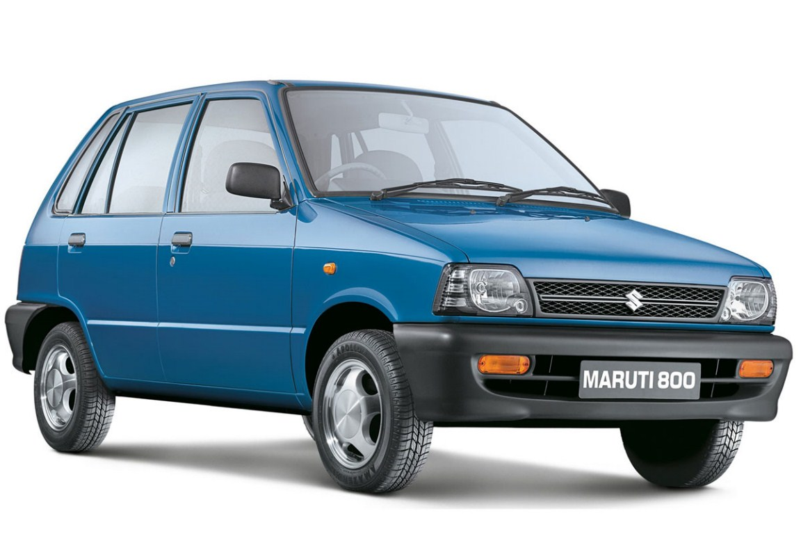 Pictures of maruti 800