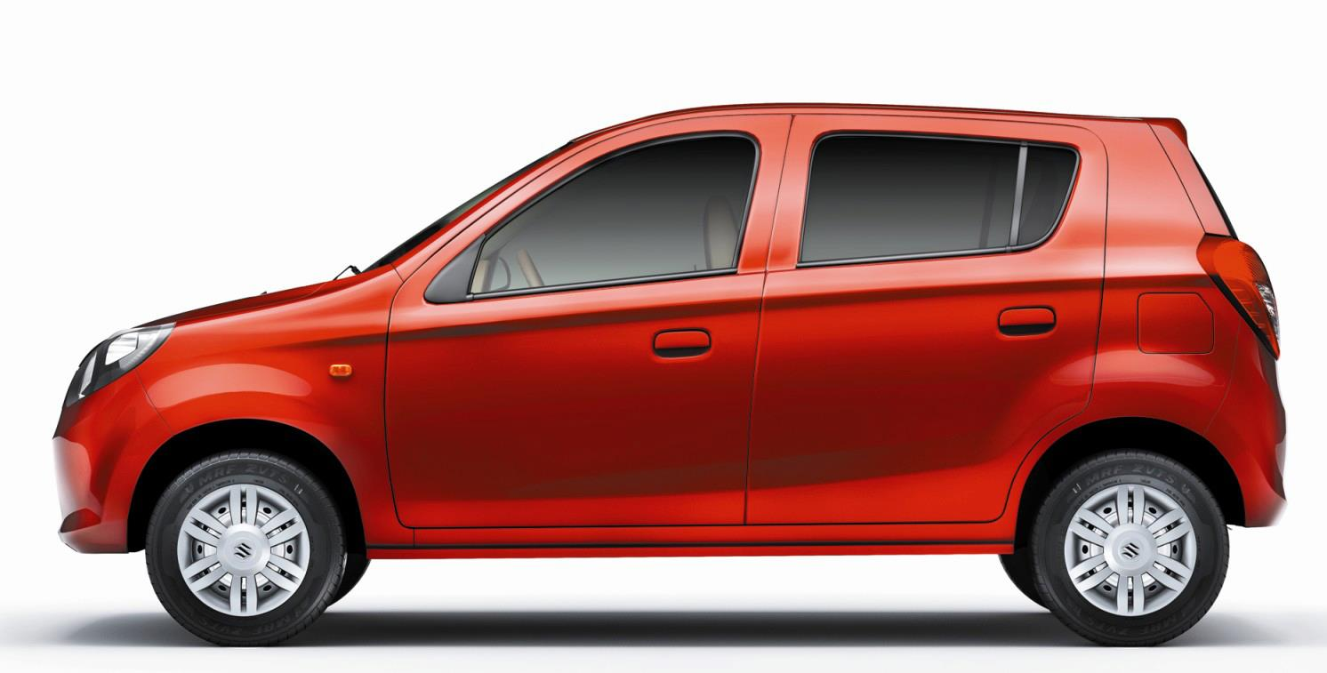 Pictures of maruti alto
