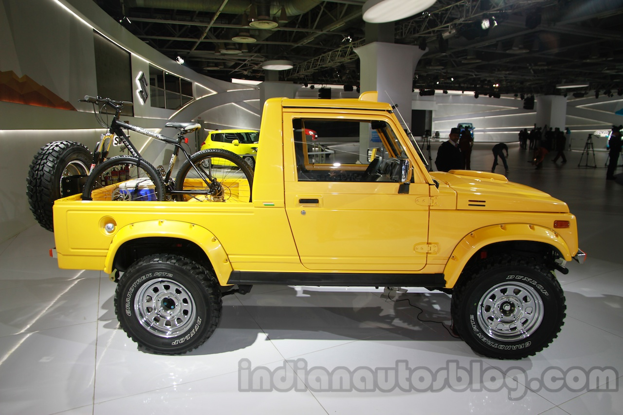 Pictures of maruti gypsy