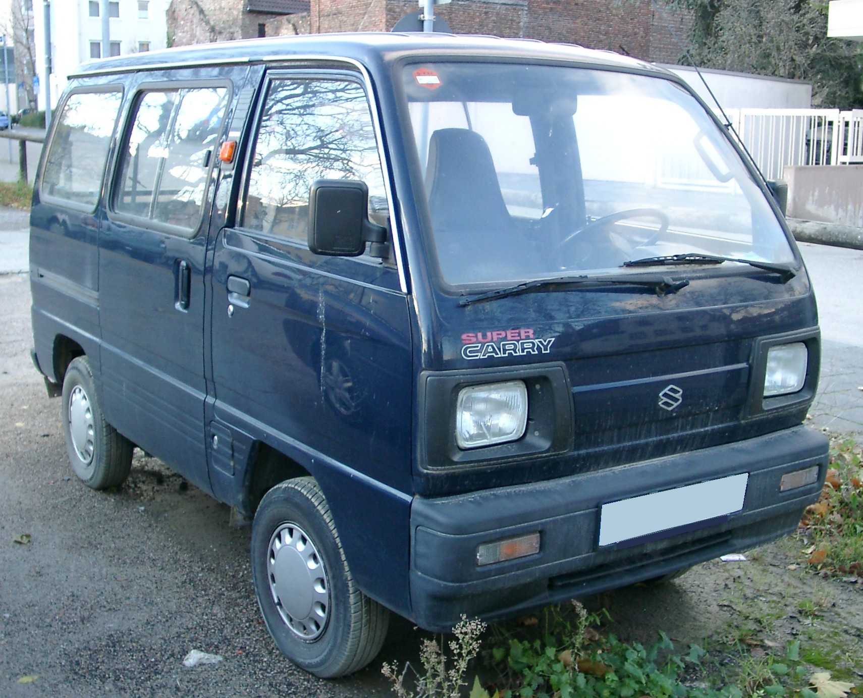 Pictures of maruti omni 1992