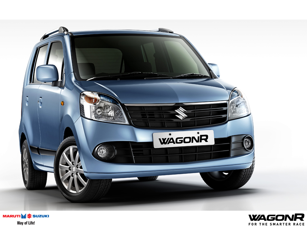 Pictures of maruti wagon r #1