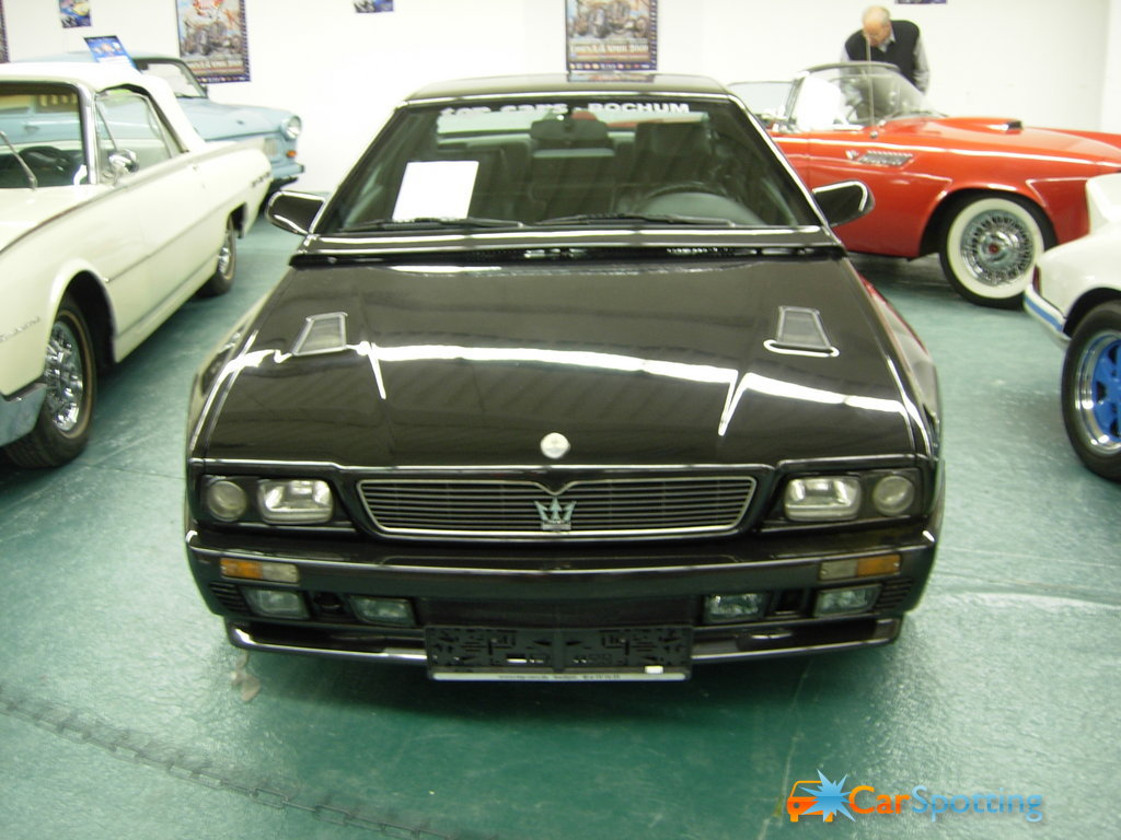 1993 Maserati 228 - pictures, information and specs - Auto ...