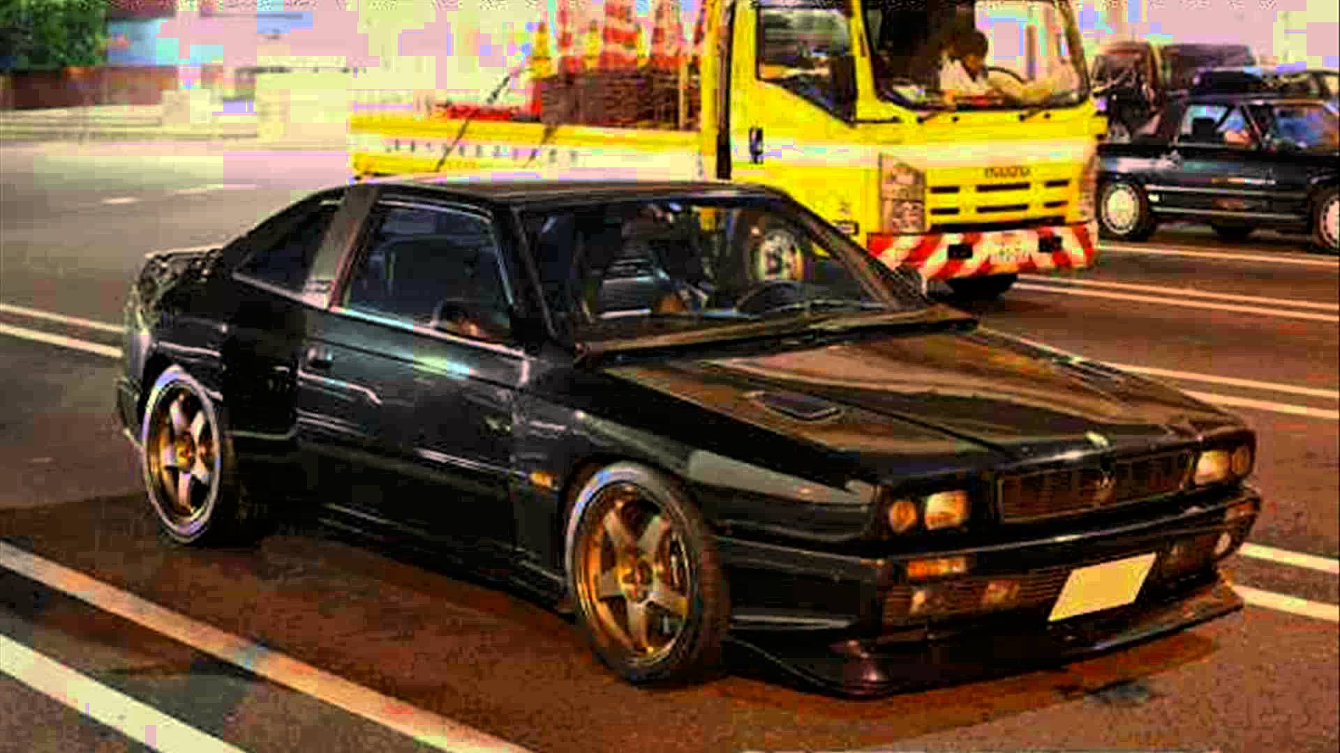 1991 Maserati Shamal   pictures, information and specs - Auto