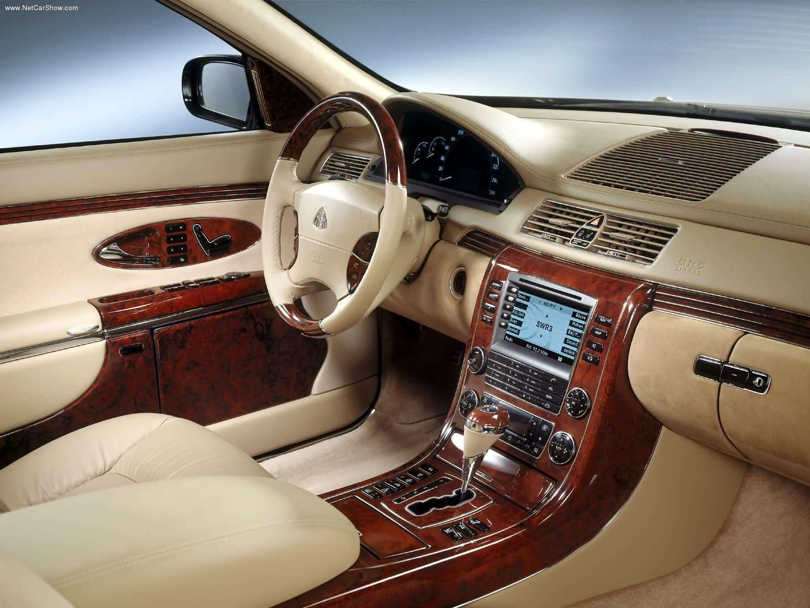 Pictures of maybach 57 #10