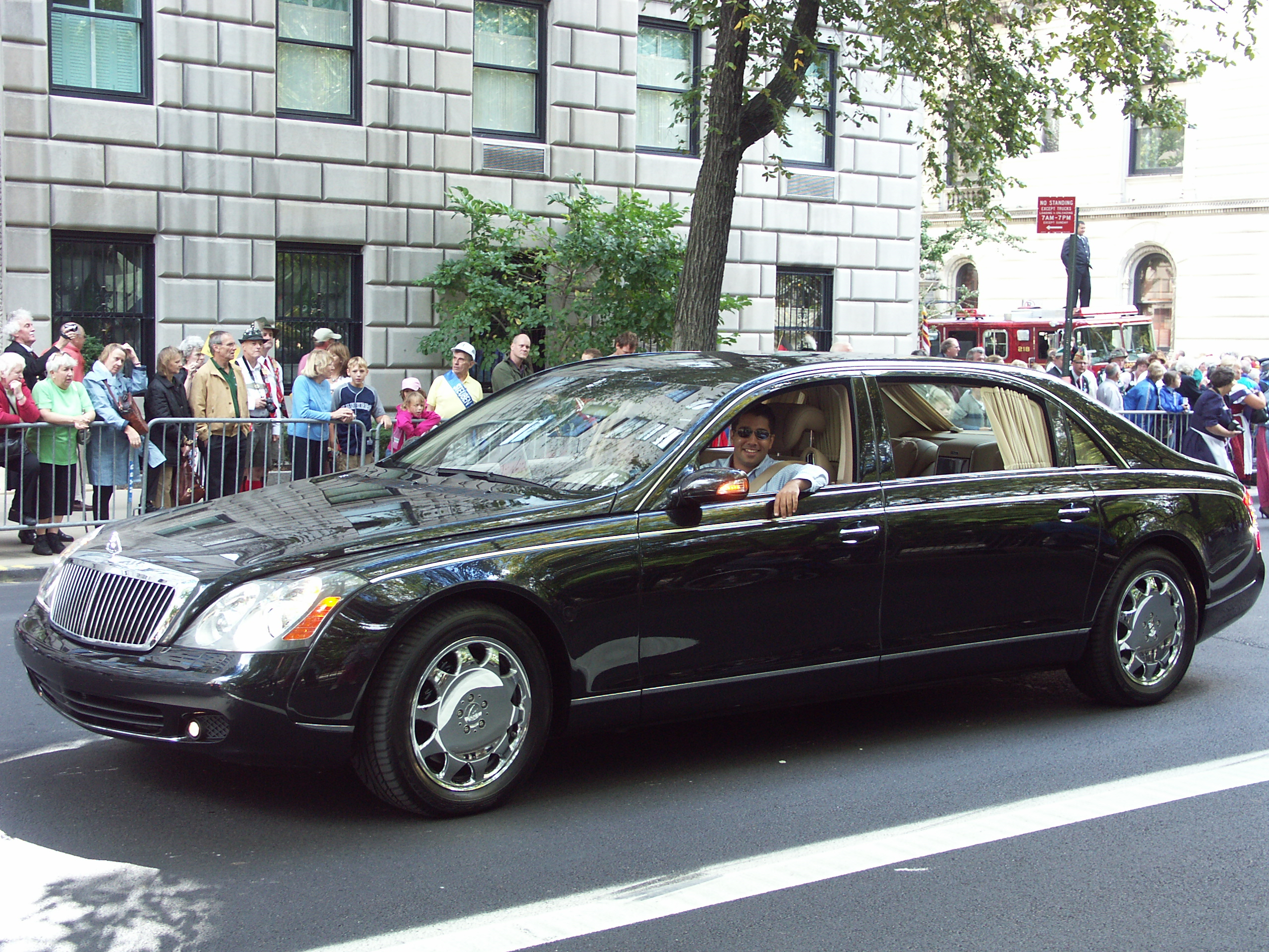 Pictures of maybach 62 #3
