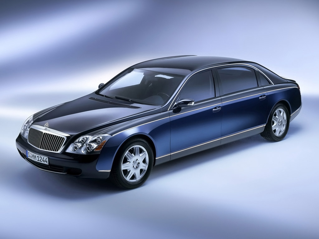 Pictures of maybach 62 #11