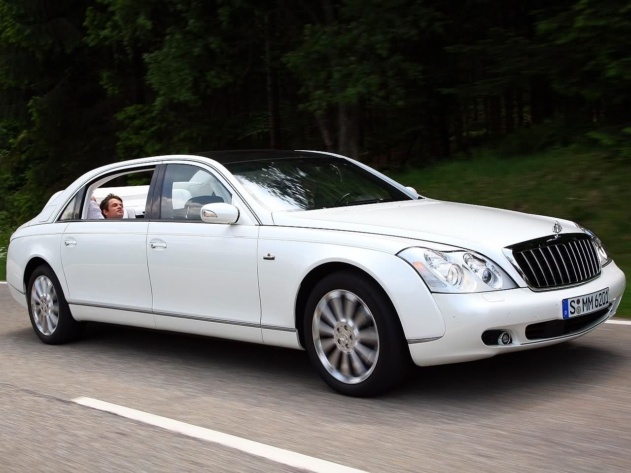 Pictures of maybach landaulet 2013 #11