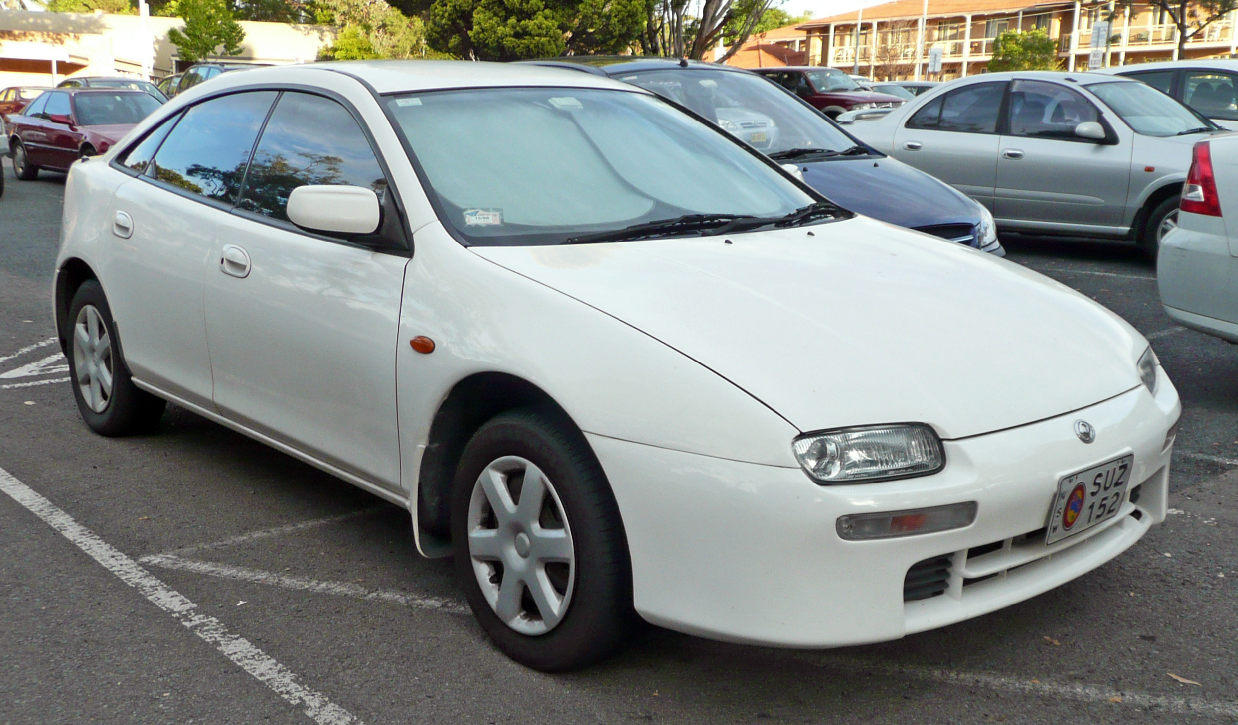 1997 Mazda 323 C Iv Bg Pictures Information And Specs