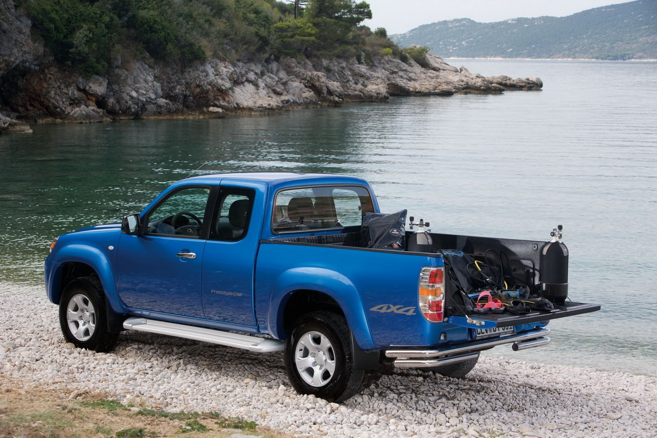 2009 Mazda Bt-50 - pictures, information and specs - Auto ...
