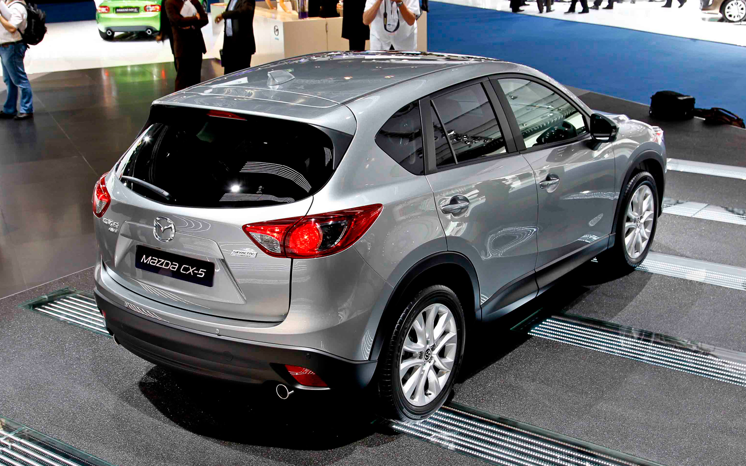 Pictures of mazda cx-5 2013