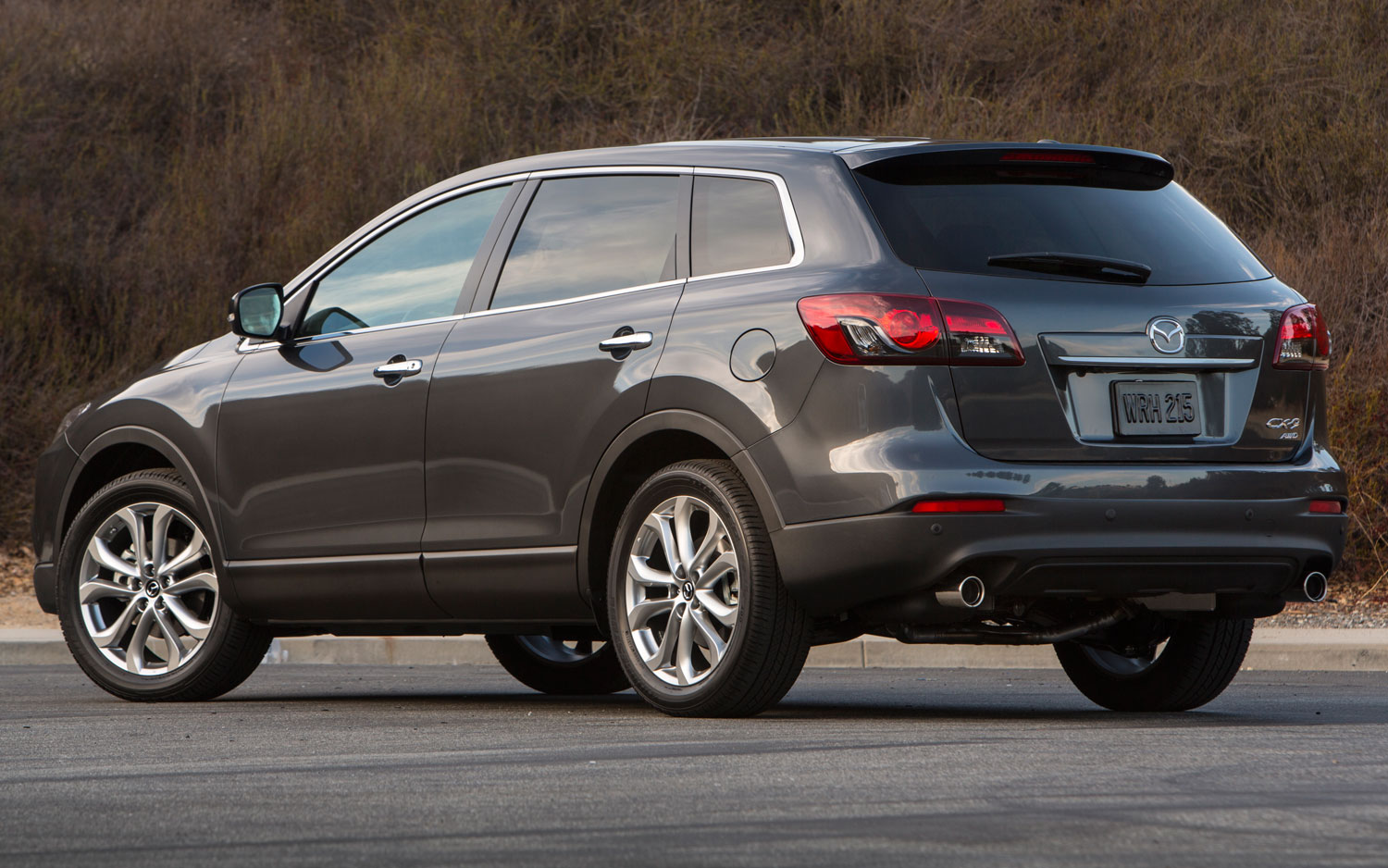 Pictures of mazda cx-9 #2