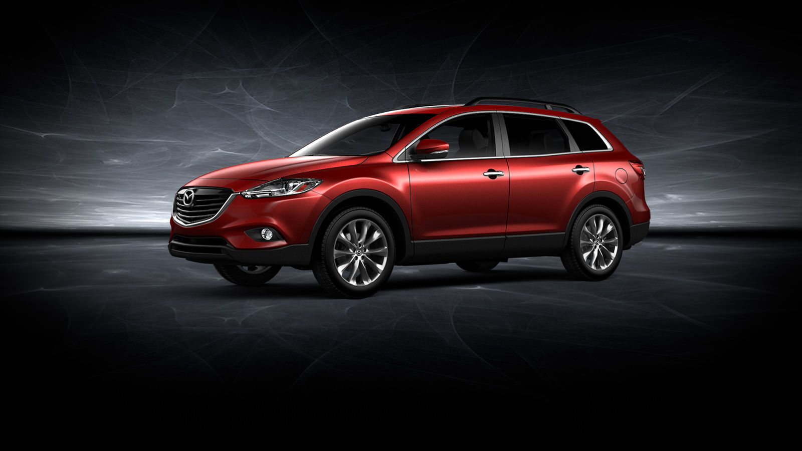 Pictures of mazda cx-9