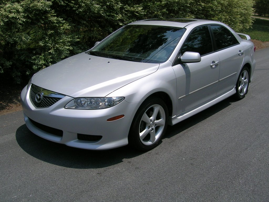 2003 mazda mazda 6 pictures information and specs auto. Black Bedroom Furniture Sets. Home Design Ideas