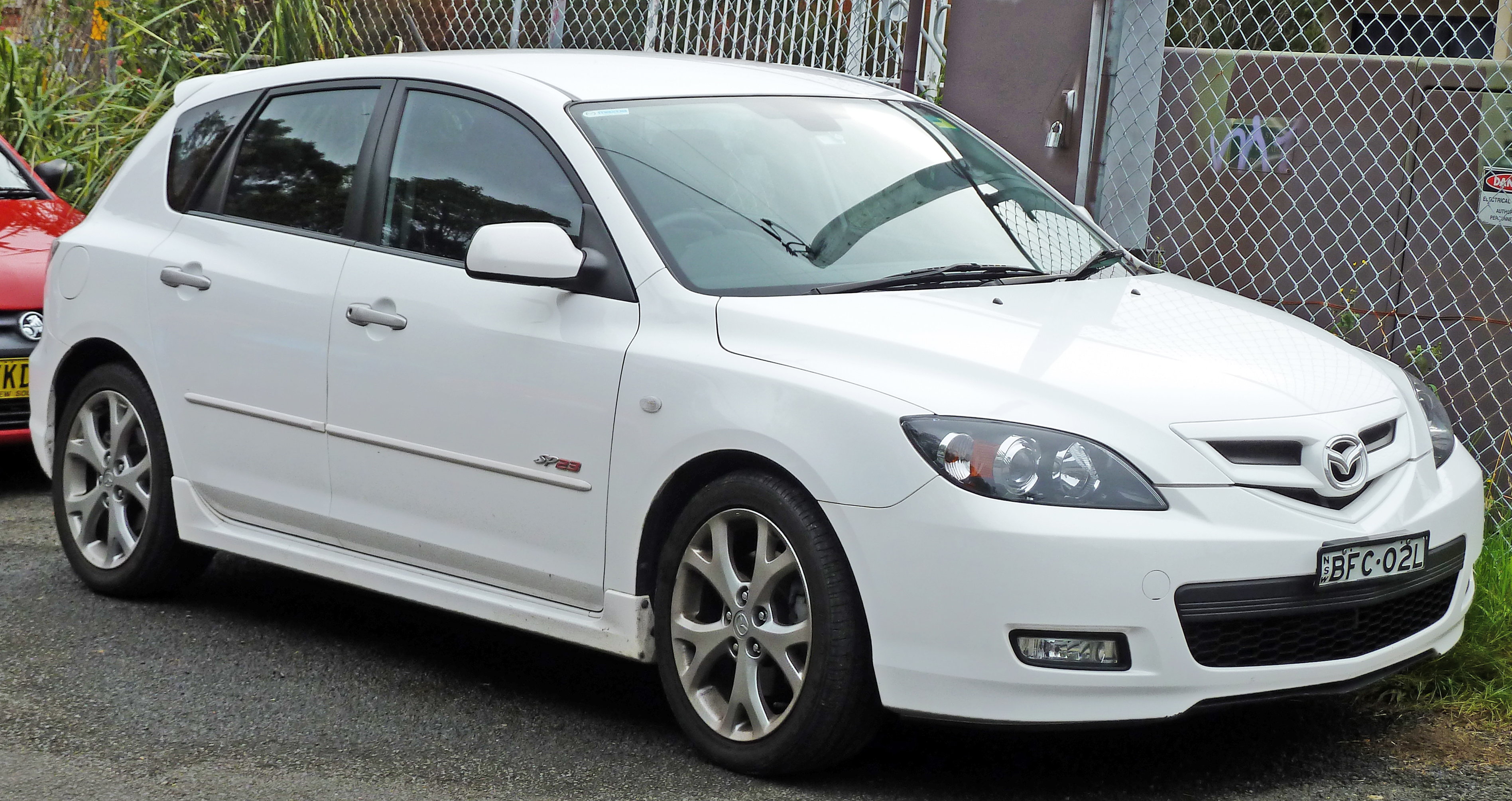 2007 mazda mazda 6 hatchback pictures information and specs auto. Black Bedroom Furniture Sets. Home Design Ideas