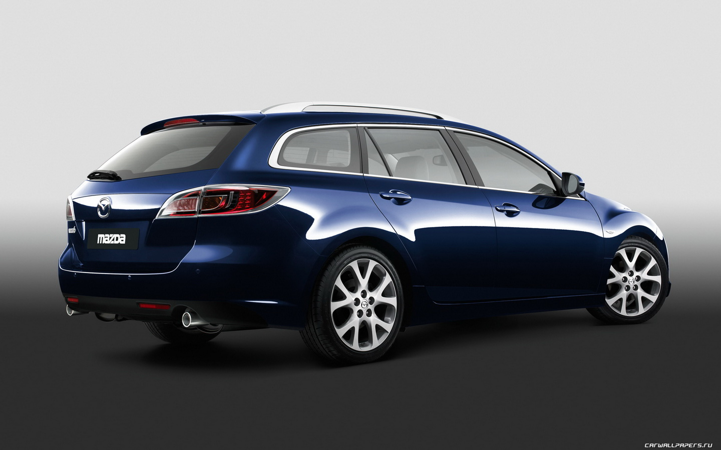 2008 Mazda Mazda 6 wagon – pictures information and specs