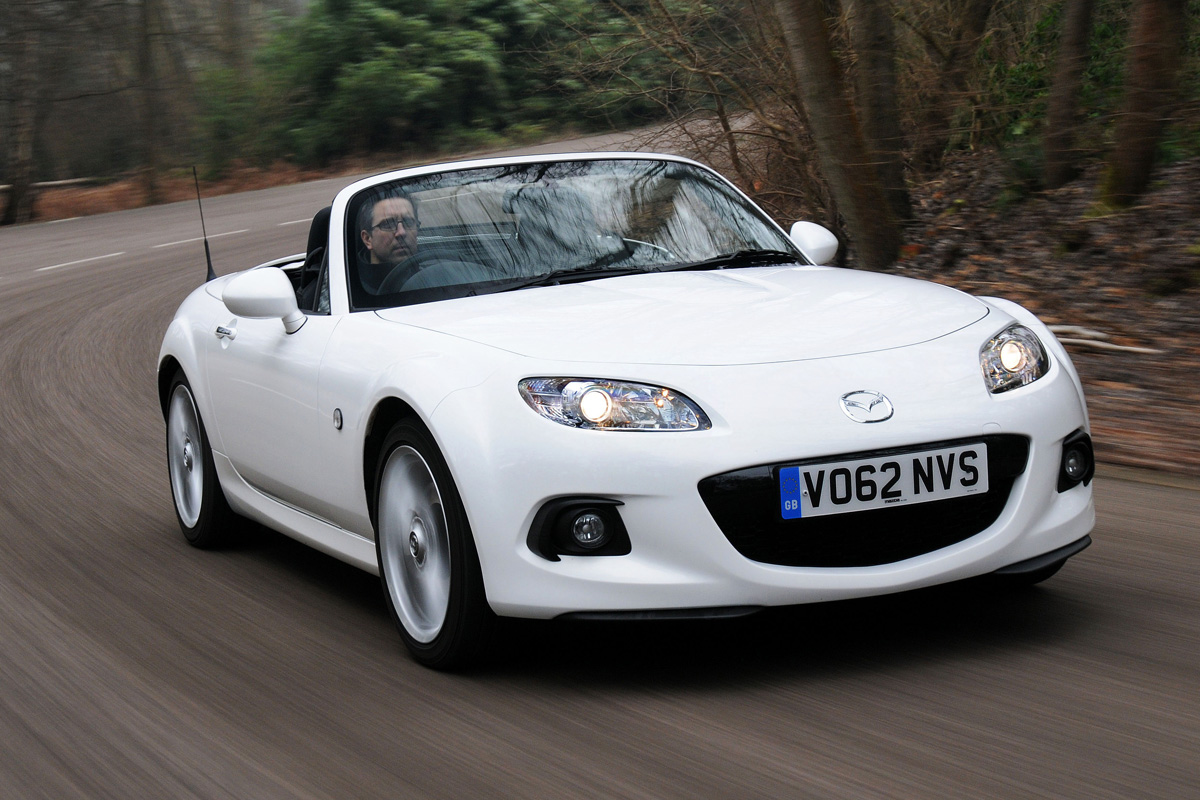 Pictures of mazda mx-5