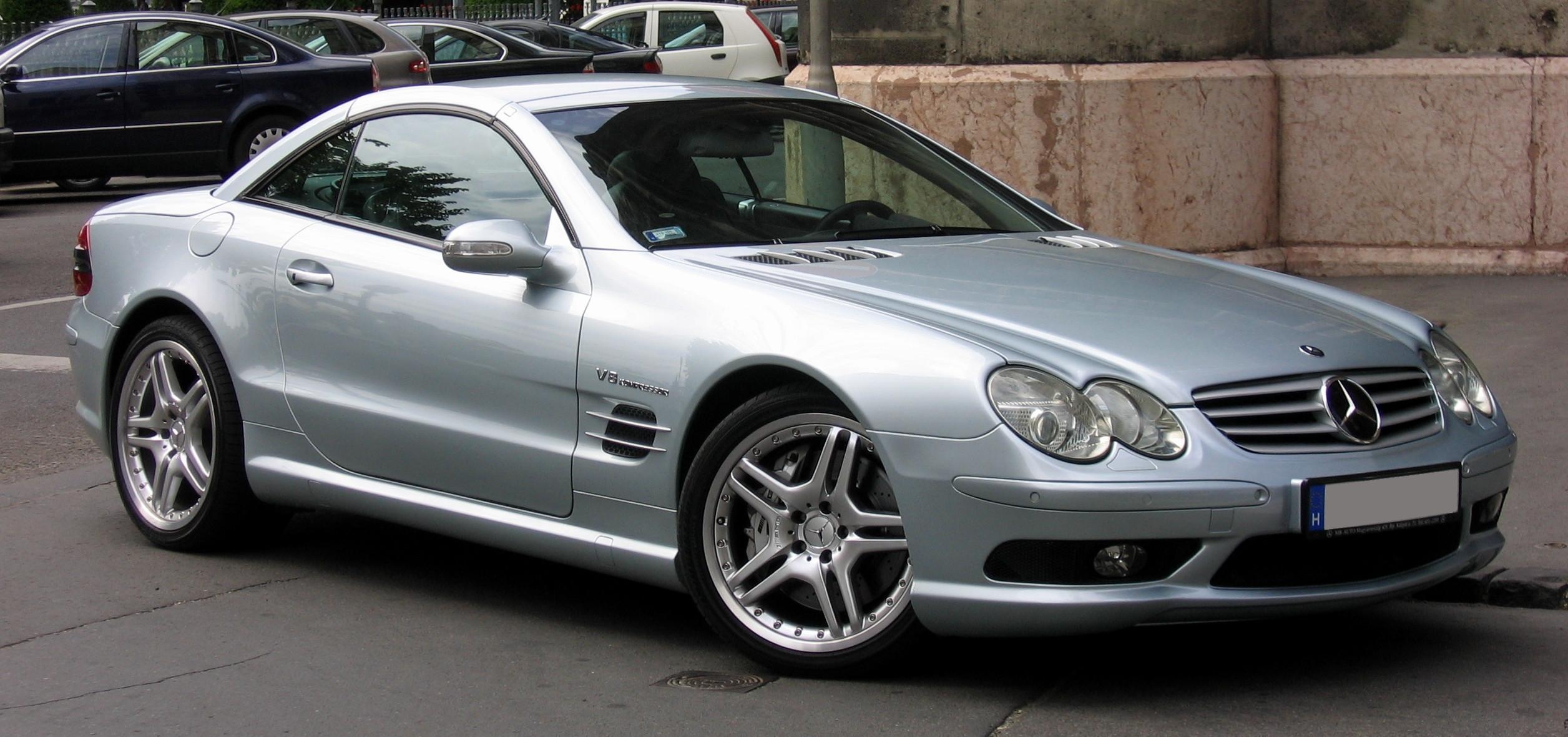 Pictures of mercedes sl #6