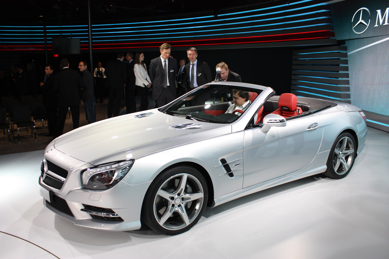 Pictures of mercedes sl #14