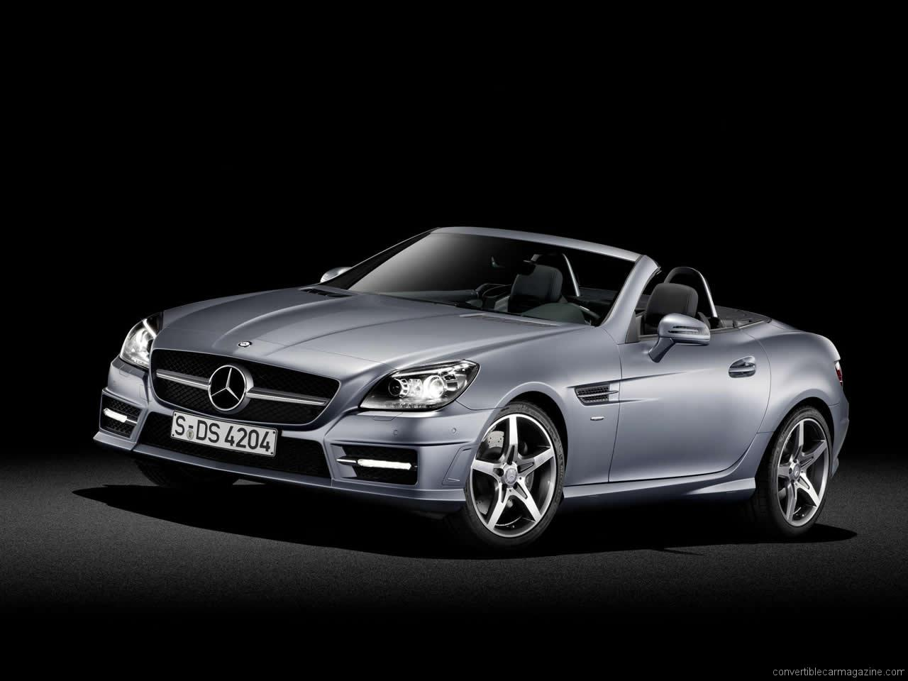 Pictures of mercedes slk #7
