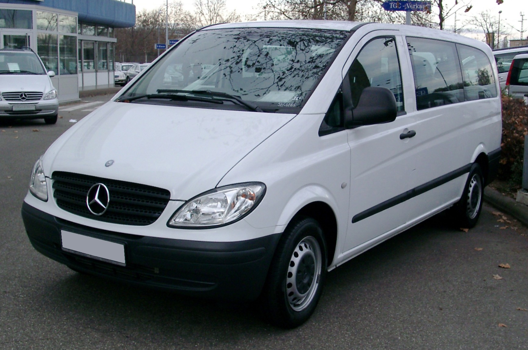 Pictures of mercedes vito ii (2) 2012