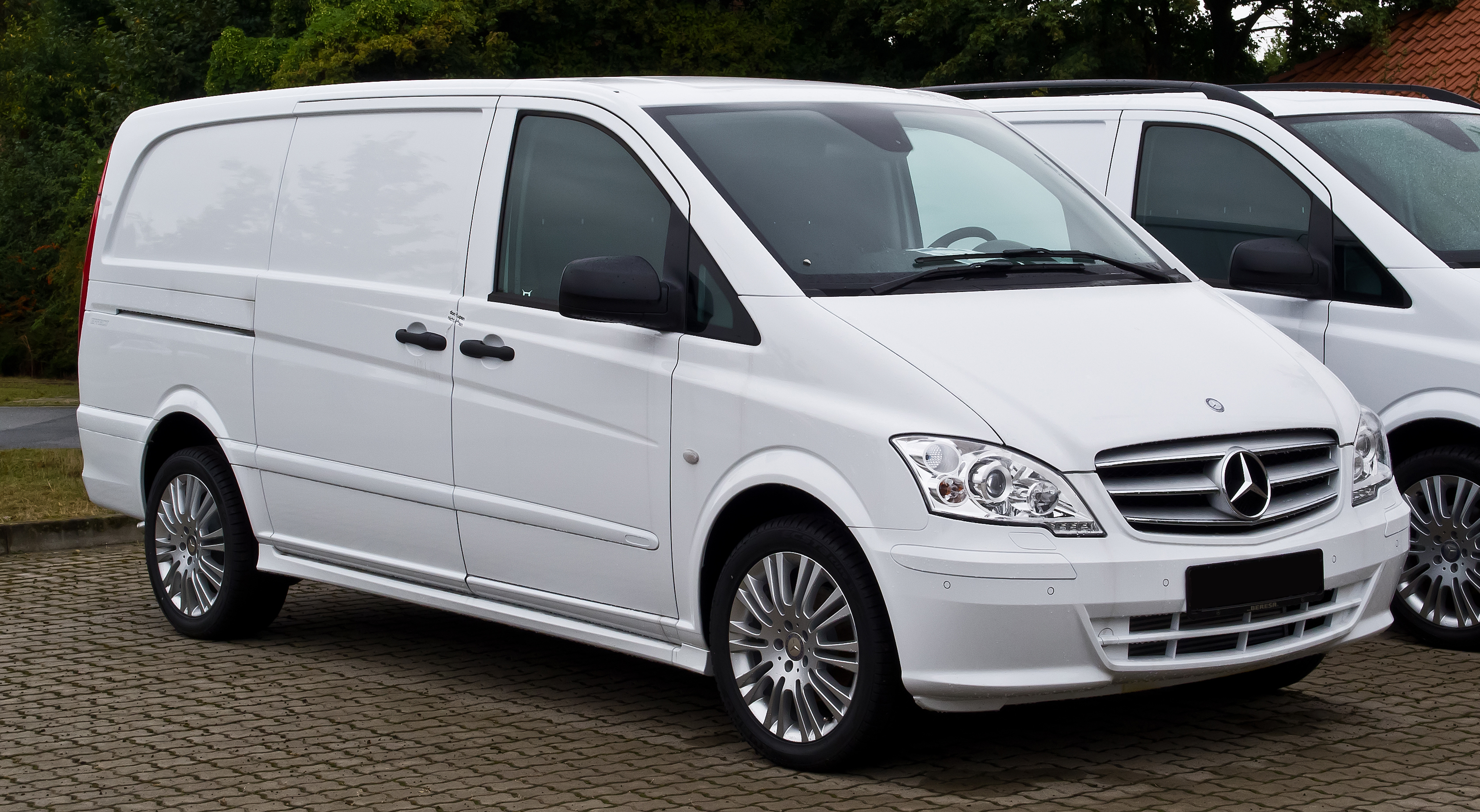Pictures of mercedes vito ii (2) 2014 #2
