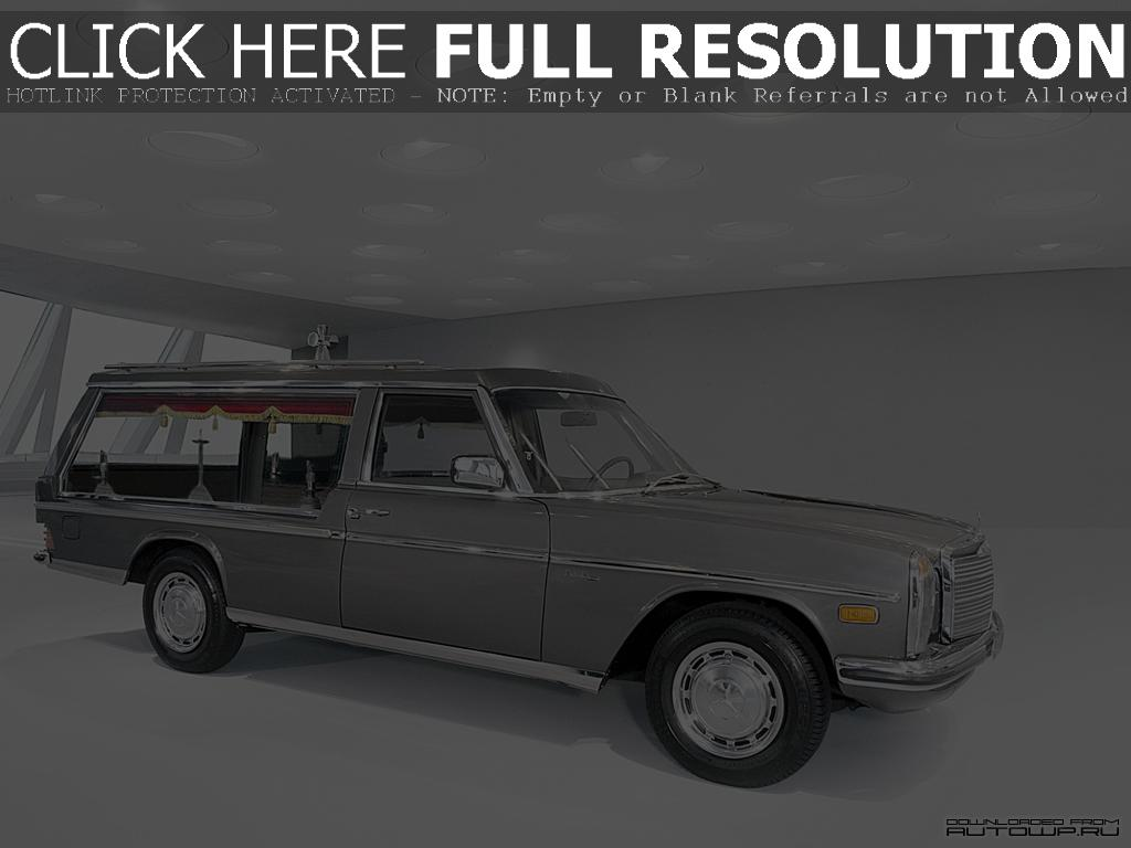Pictures of mercedes w114/w115 #14