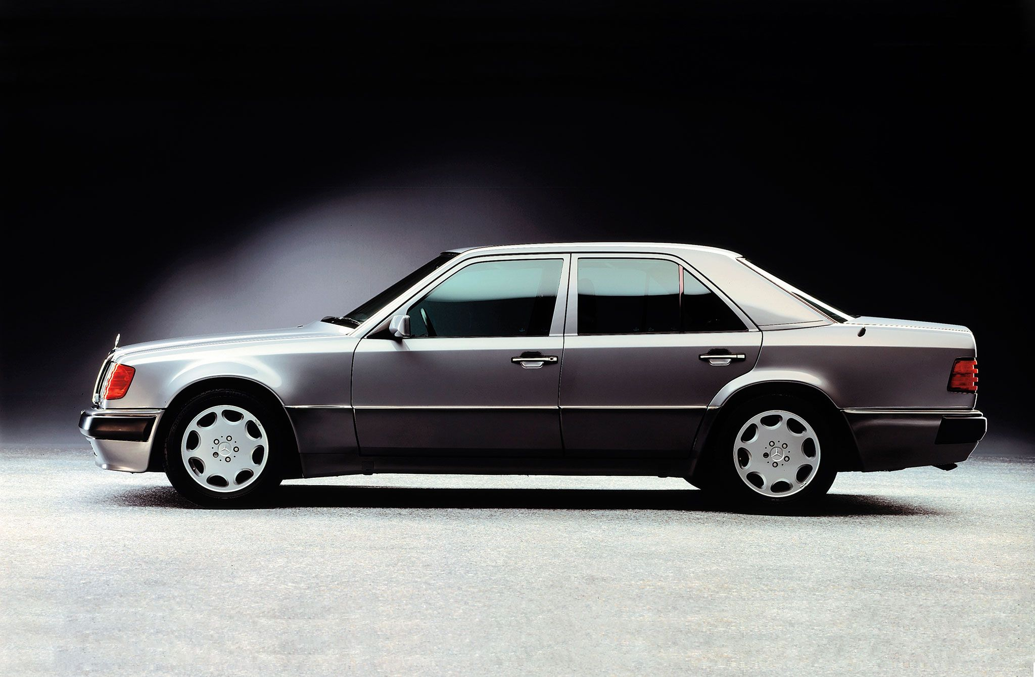 Pictures of mercedes w124 1991