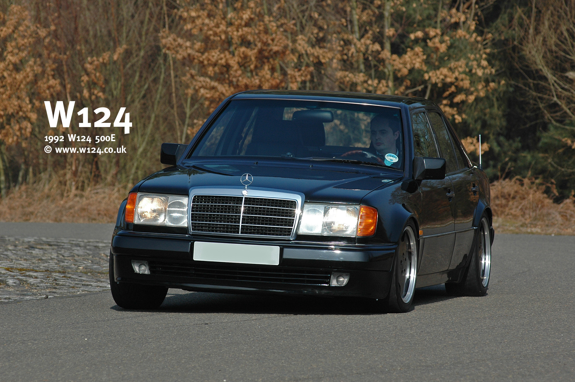 Pictures of mercedes w124 1992