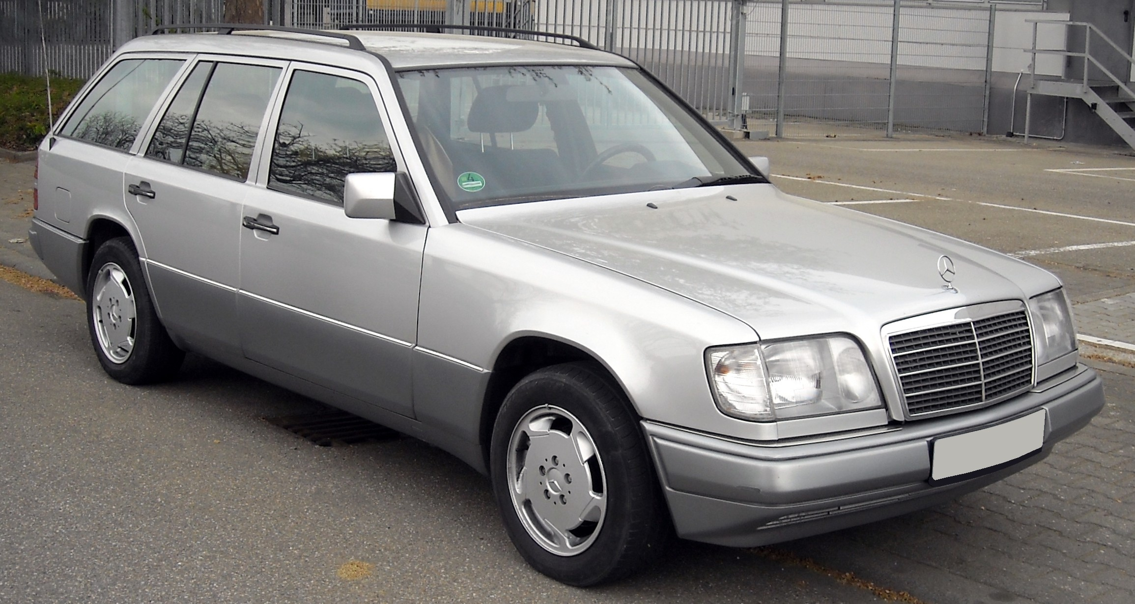 Pictures of mercedes w124 coupe 1991