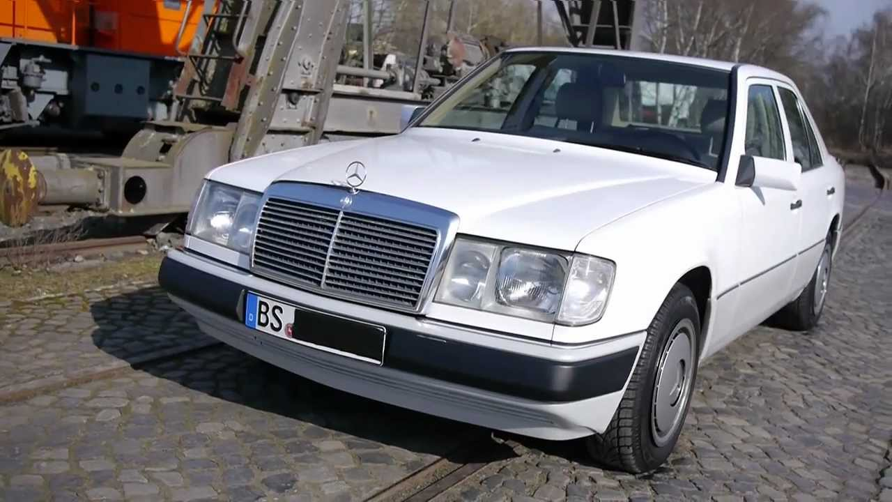Pictures of mercedes w124 t-model 1992