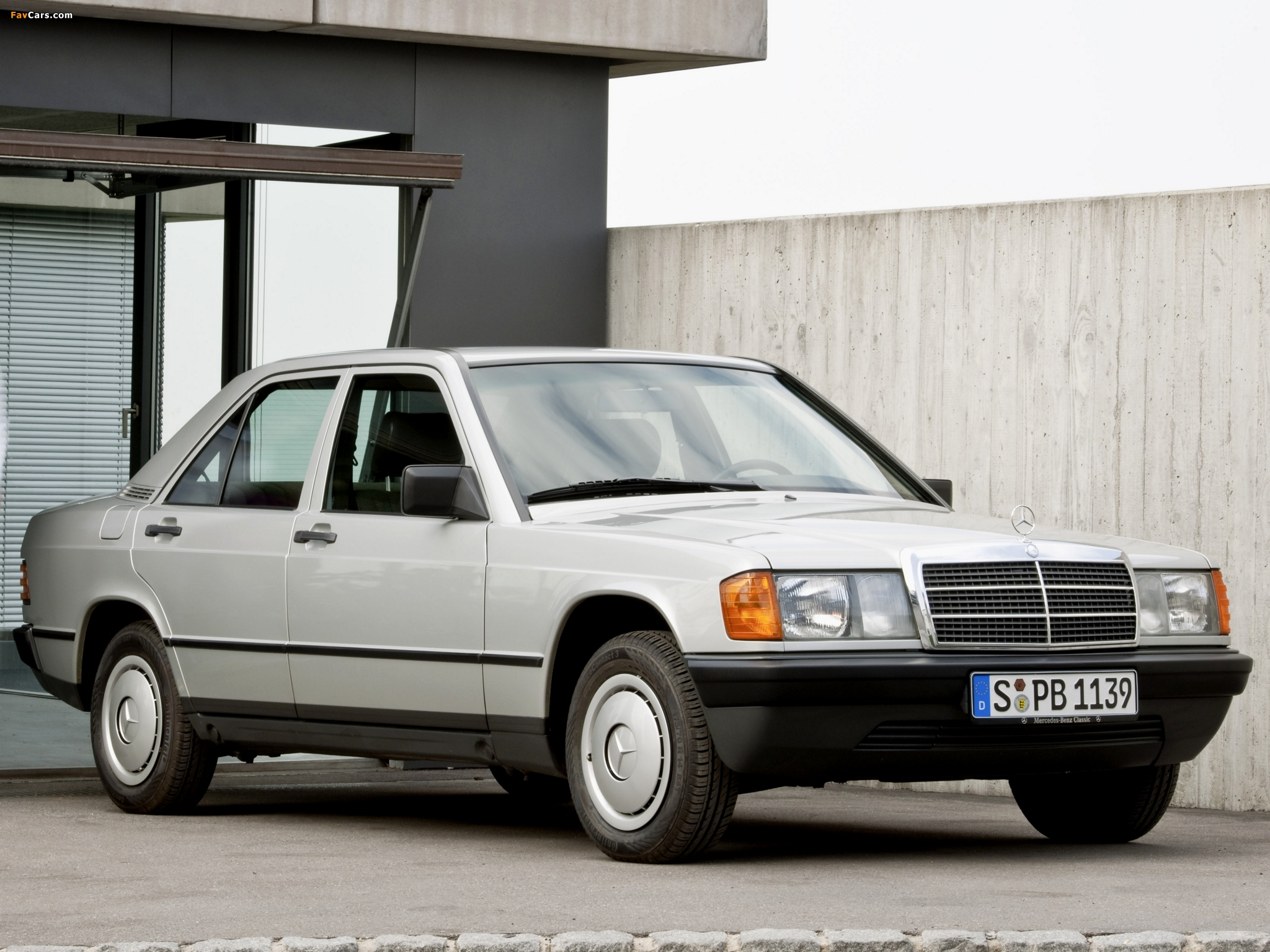 Pictures of mercedes w201 (190) #2