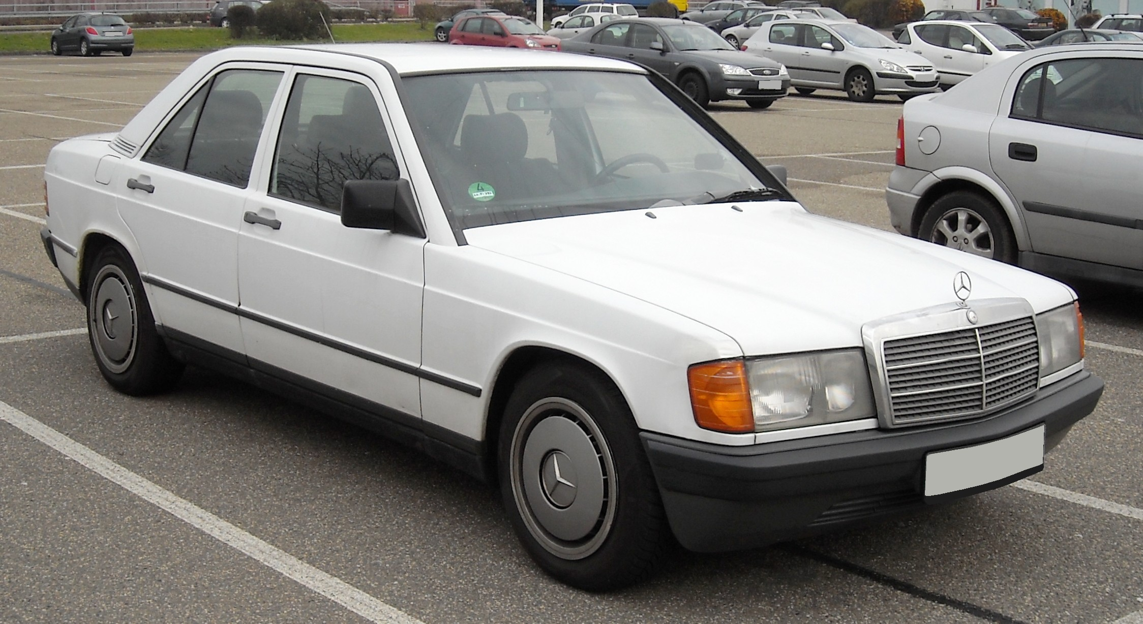 Pictures of mercedes w201 (190) #10