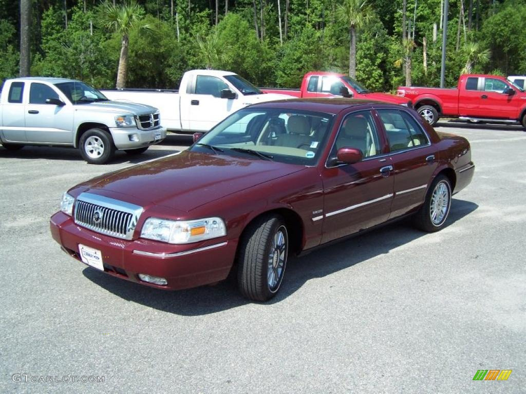 2009 mercury grand marquis pictures information and. Black Bedroom Furniture Sets. Home Design Ideas