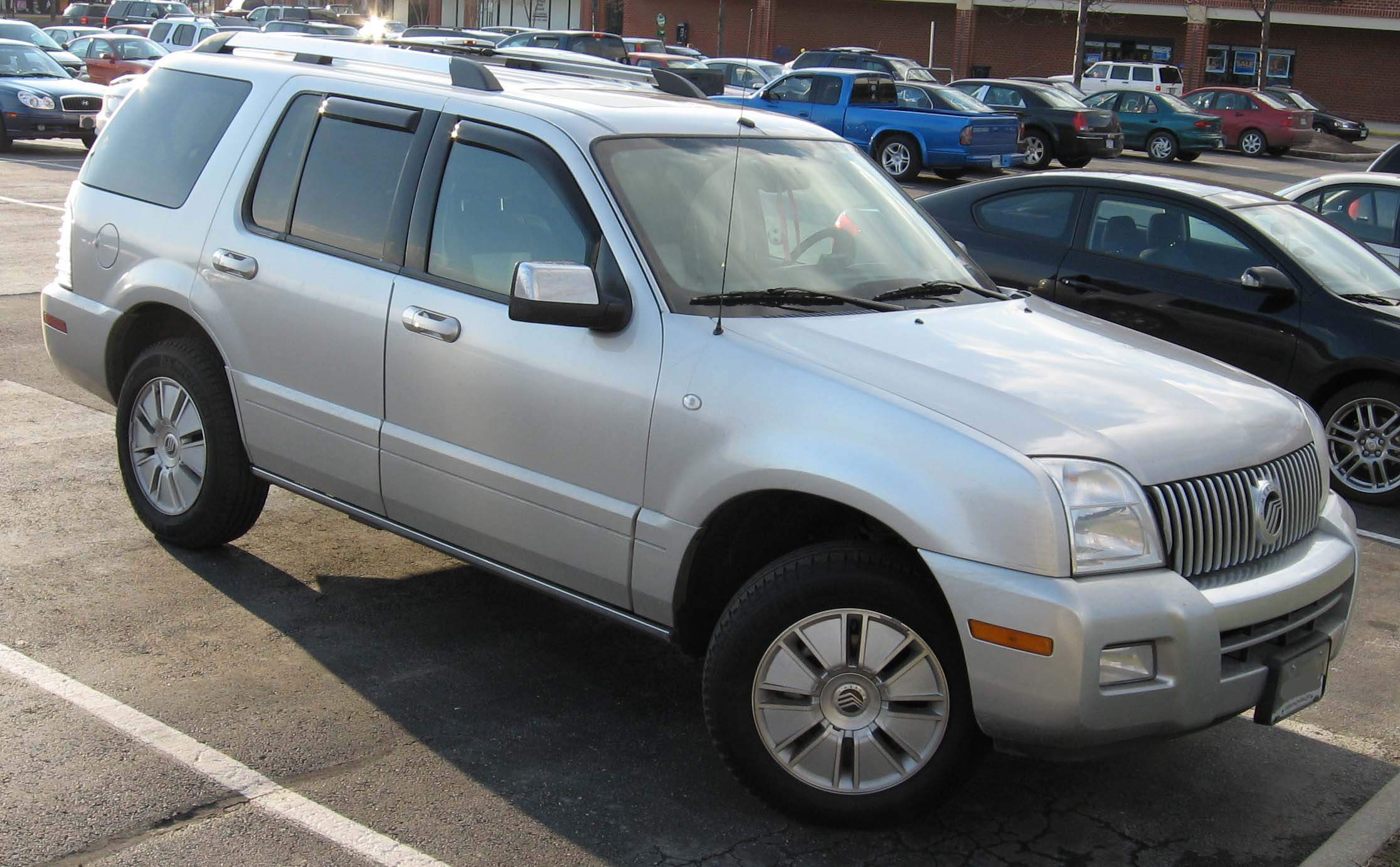 1997 Mercury Mountaineer Specs 2007 Trailer Wiring Pictures Information And Auto 2232x1384