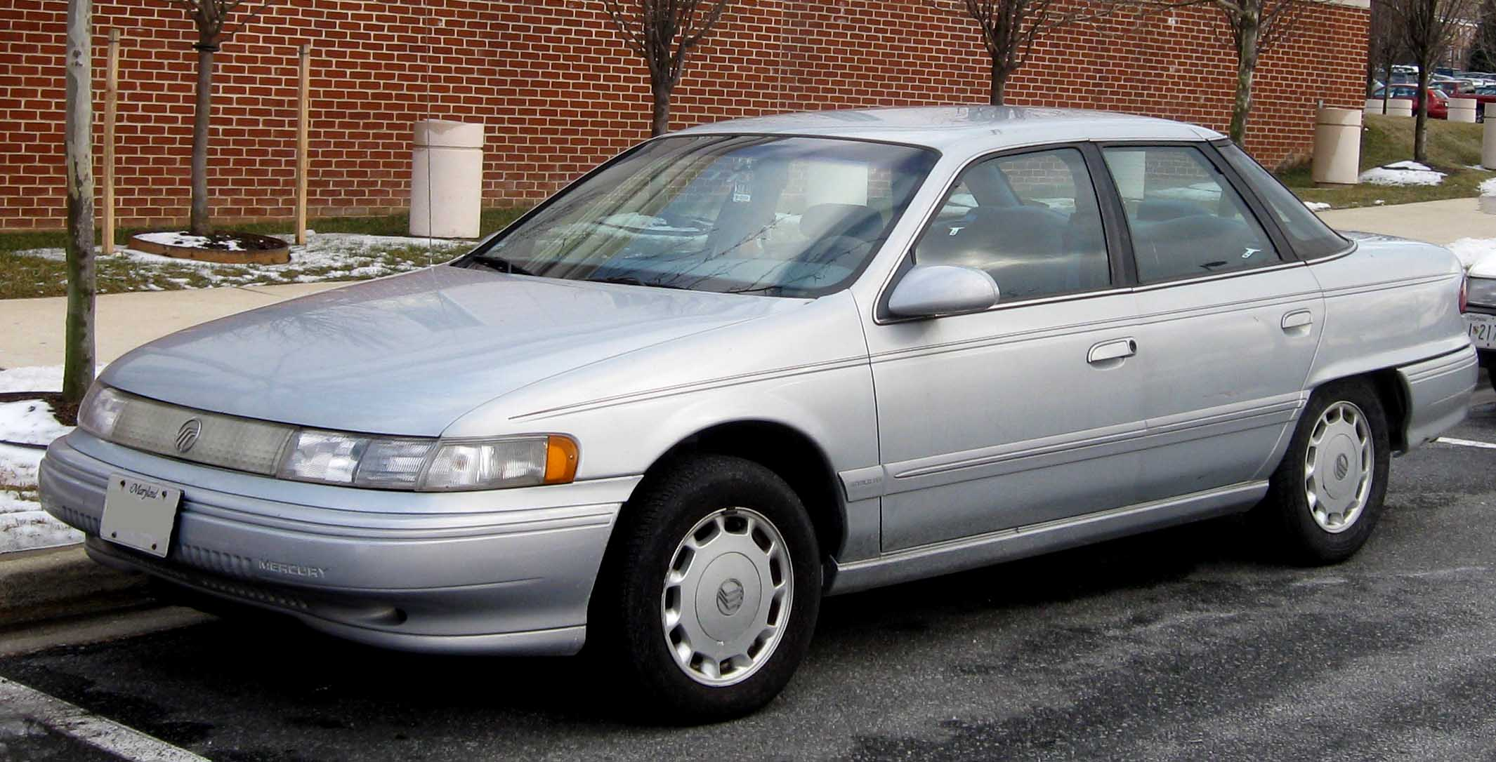 Pictures of mercury sable #8