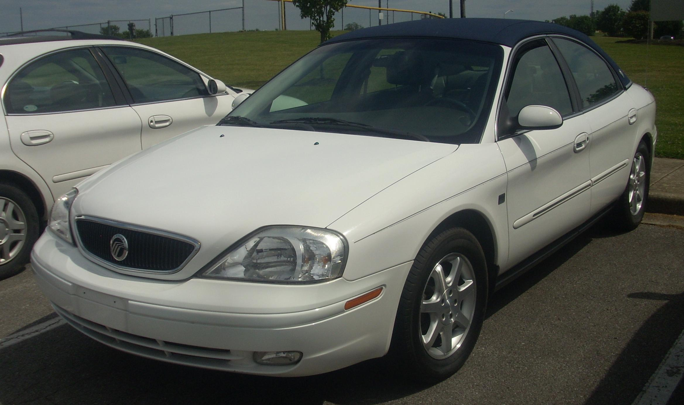 Pictures of mercury sable 2000 #10