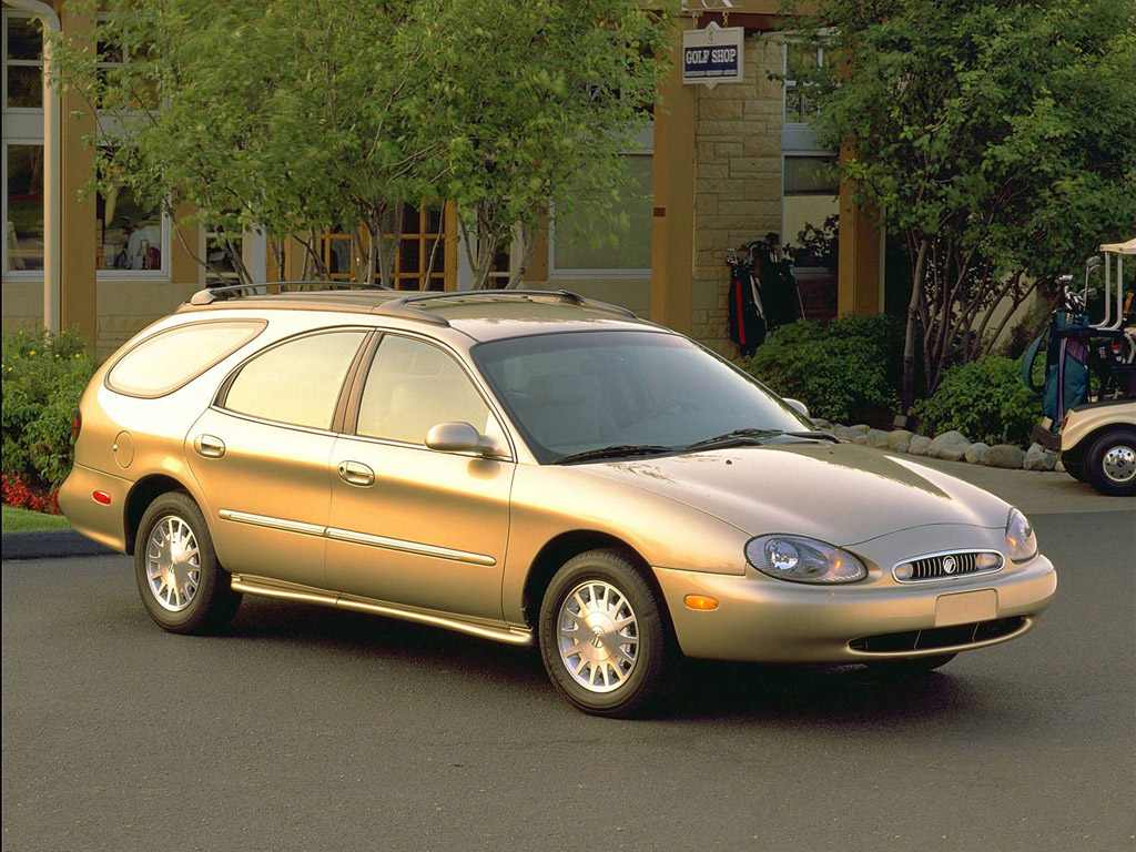 Pictures of mercury sable station wagon 1994 #8