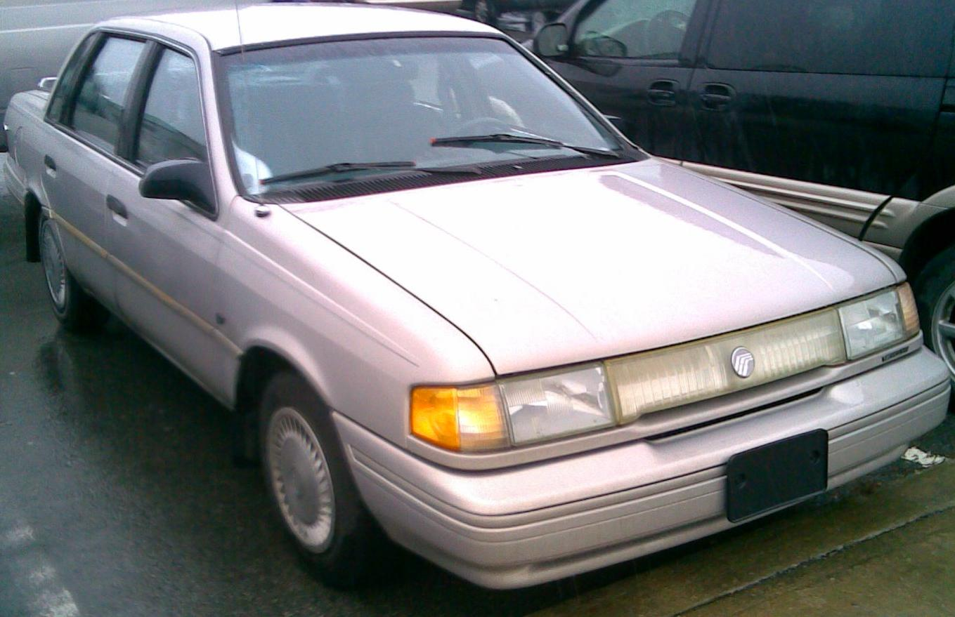 pictures of mercury topaz 1990 151873 1990 mercury topaz pictures, information and specs auto database com