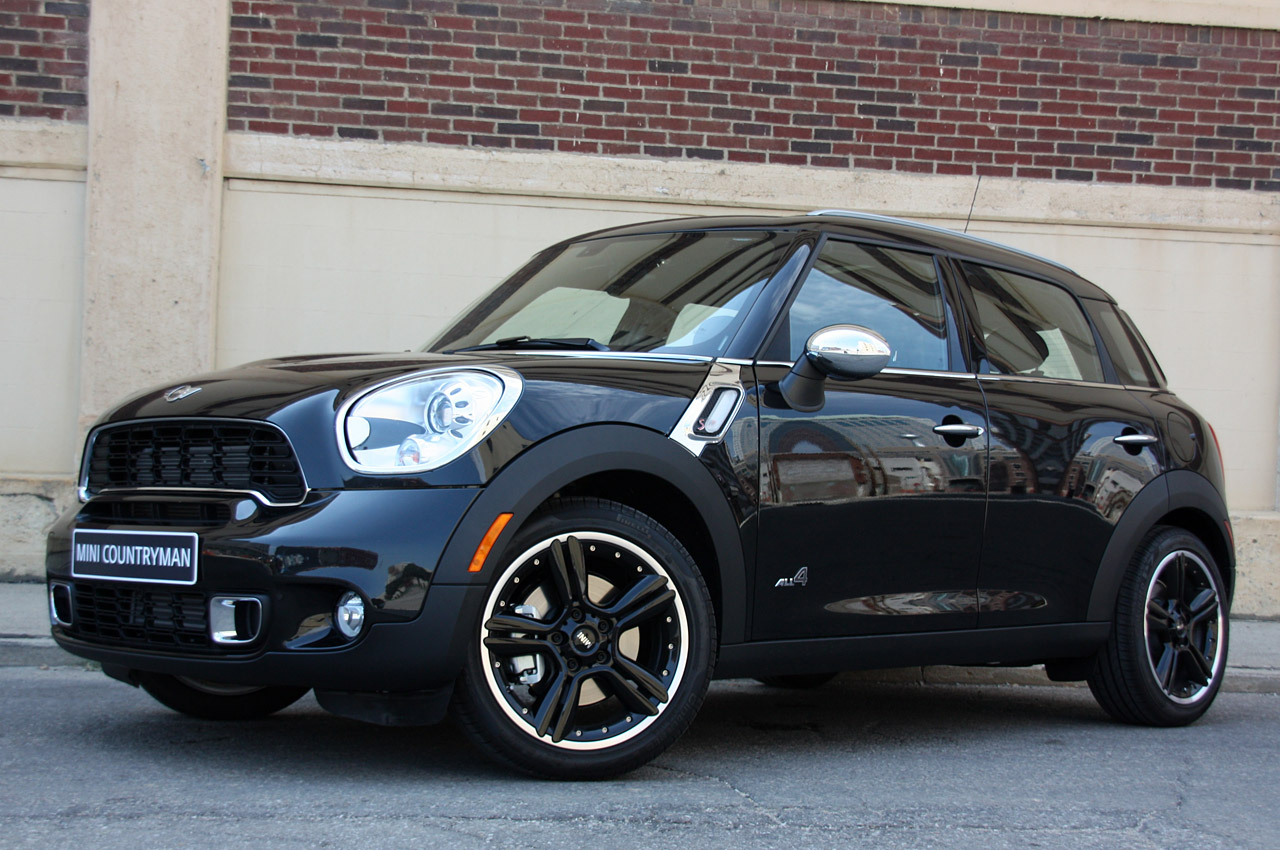 Pictures of mini countryman #14