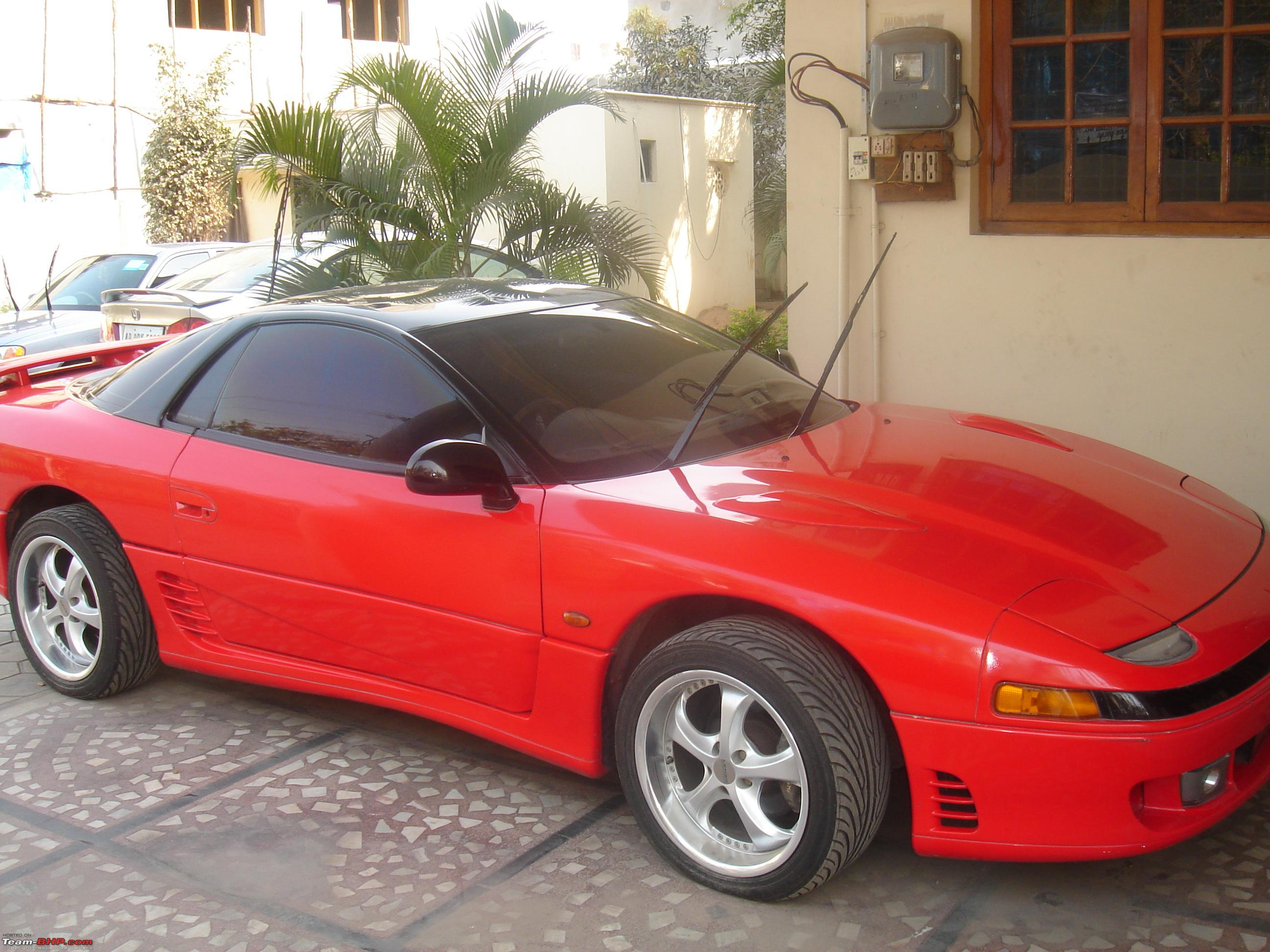 Pictures of mitsubishi 3000 gt (z16a) 1990