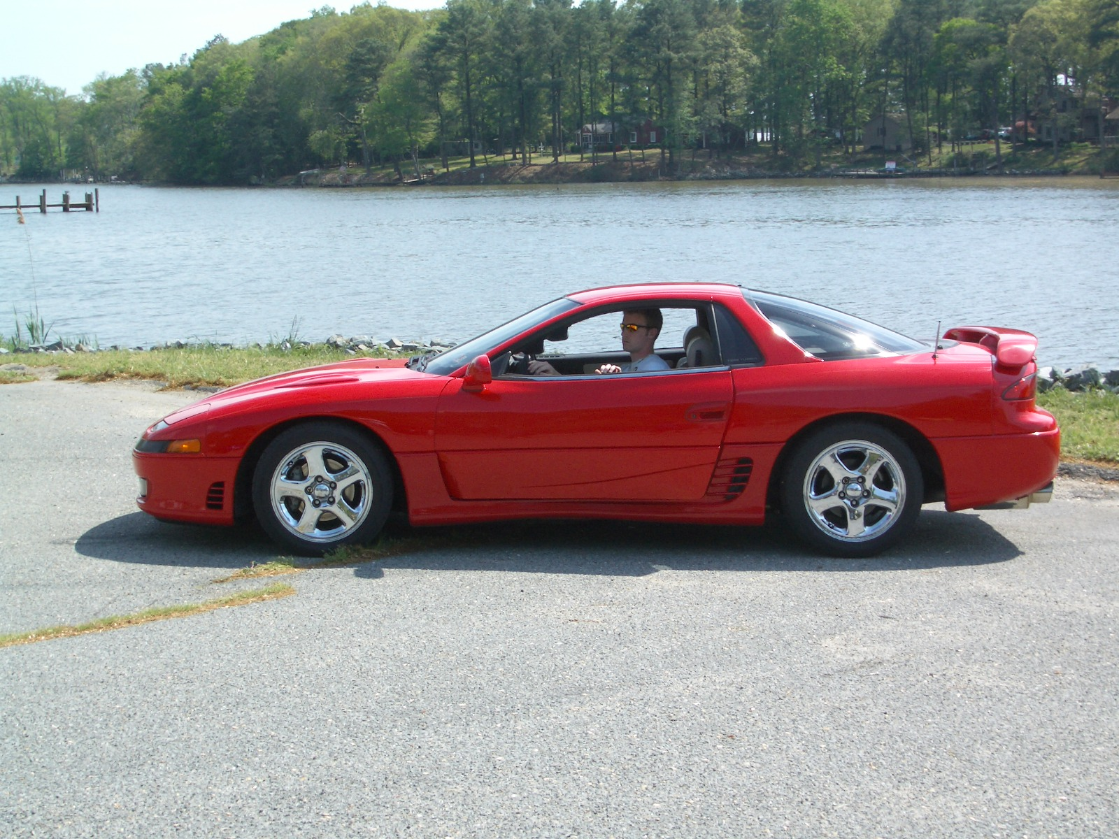 Pictures of mitsubishi 3000 gt (z16a) 1993