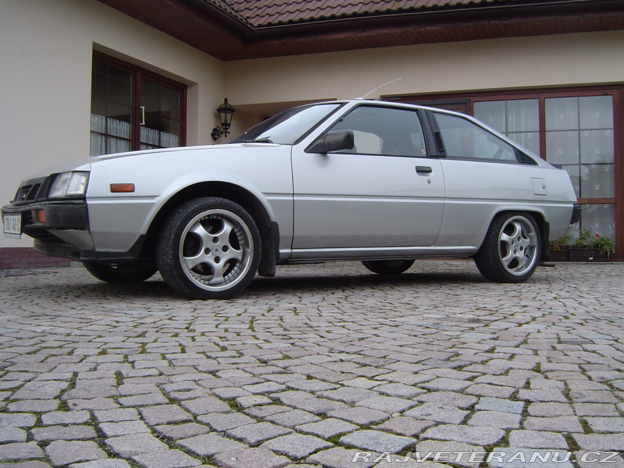 Pictures of mitsubishi cordia