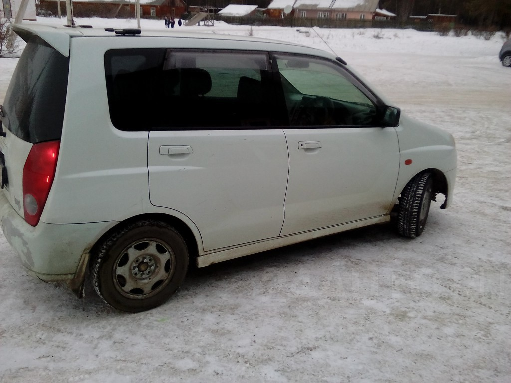 Pictures of mitsubishi dingo (cj) 2000