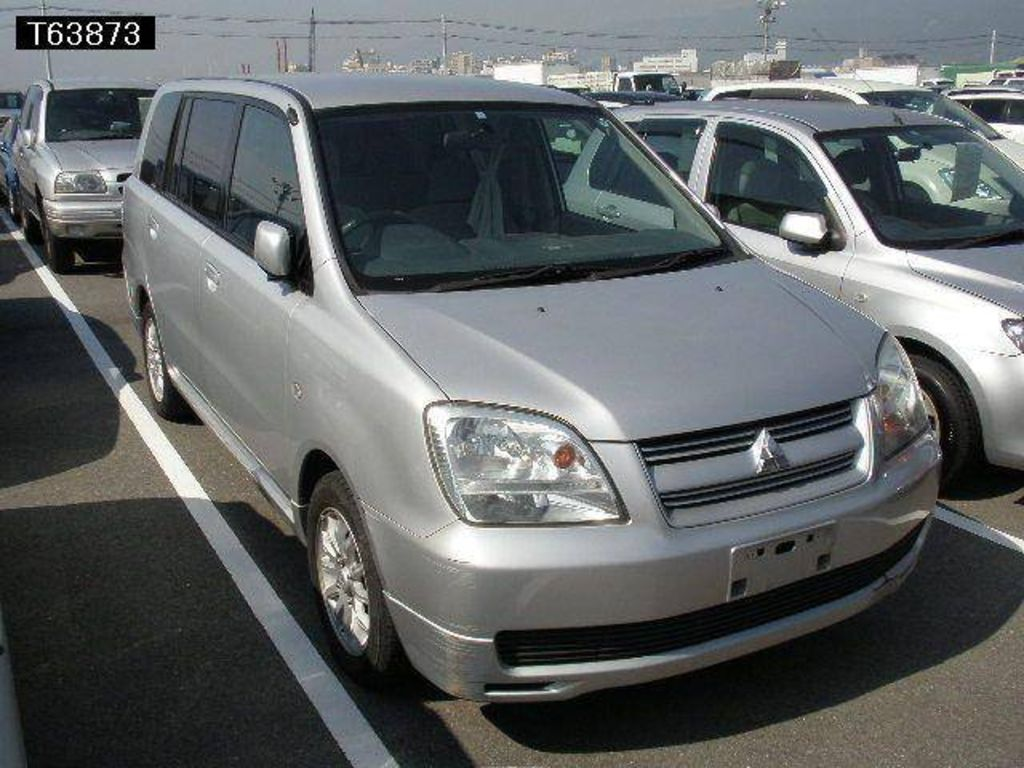 Pictures of mitsubishi dion 2002 #4