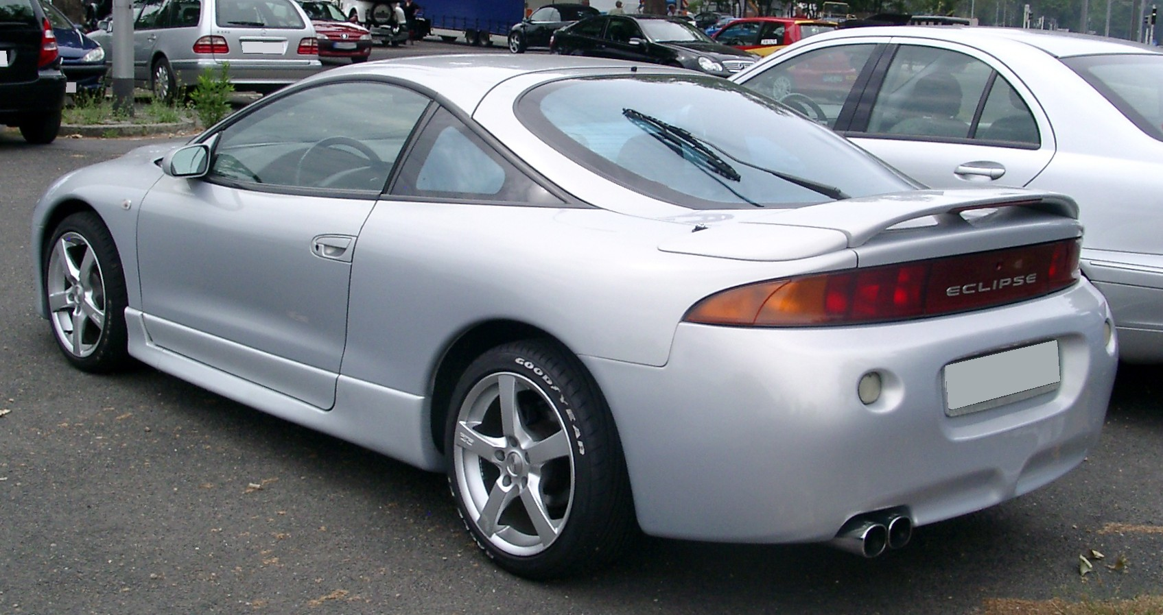 Pictures of mitsubishi eclipse #5