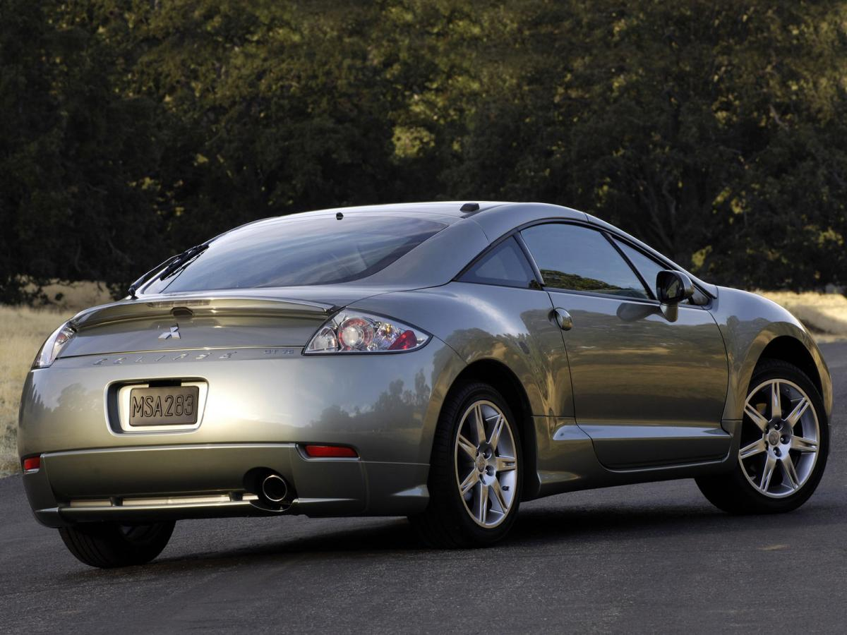 Pictures of mitsubishi eclipse i (d2_a) 1991 #12