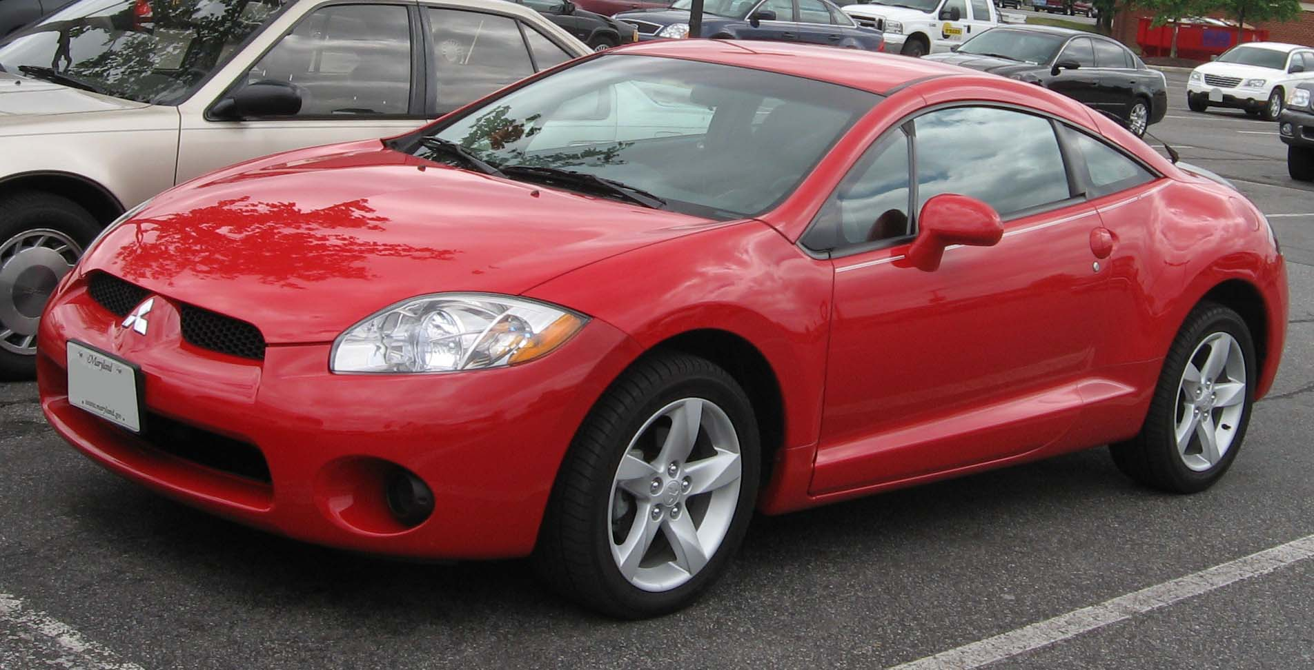 Pictures of mitsubishi eclipse iv 2007 #3