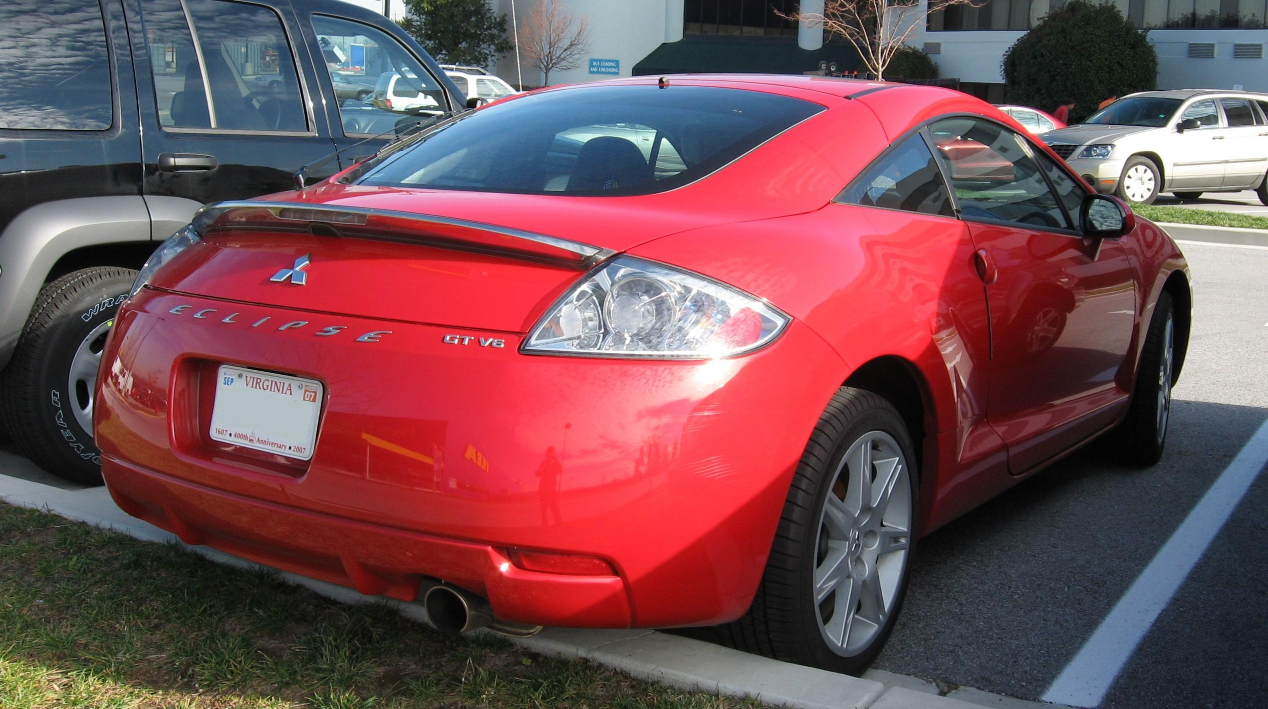Pictures of mitsubishi eclipse iv spider 2010 #10